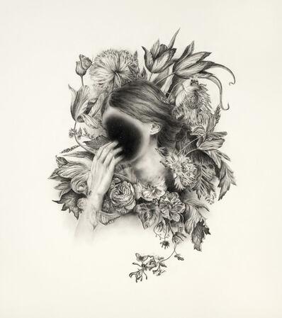 Véronique La Perrière M., 'Tu es infini (vanitas)', 2019