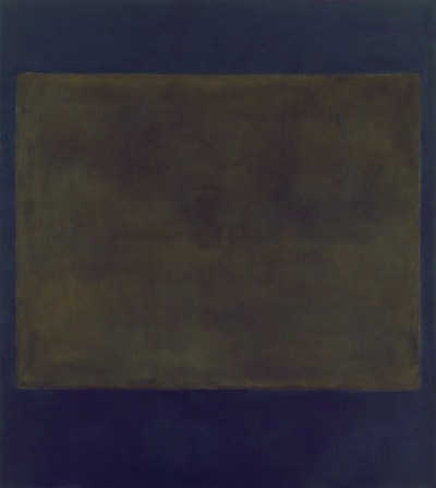 Mark Rothko, 'Untitled (Plum and Dark Brown)', 1964
