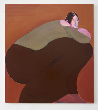 Heidi Hahn, 'A Woman With the Shapes 6', 2021