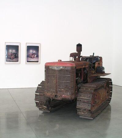 Chris Burden, 'Bulldozer', 2007