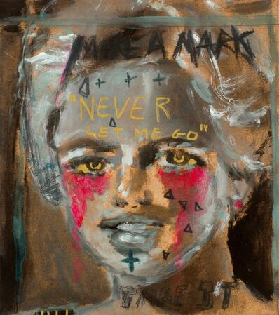 Sam Jackson, 'Never Let Me Go', 2018