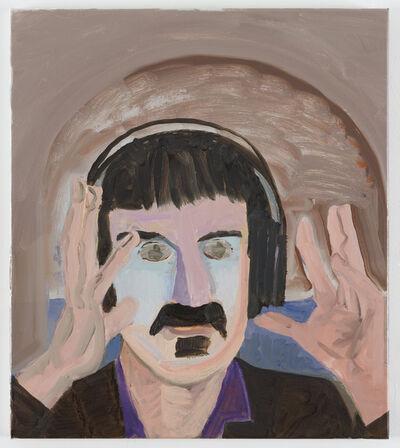 Emo Verkerk, 'Frank Zappa (Headphones)', 2019