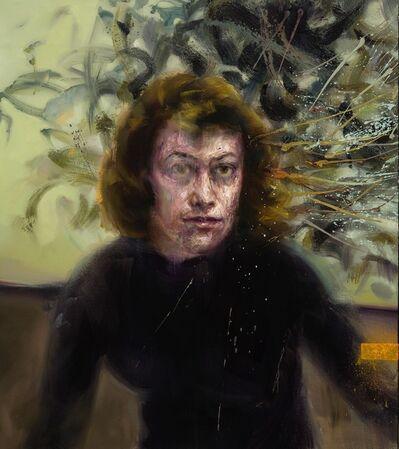 Mathieu Laca, 'Joan Mitchell', 2019