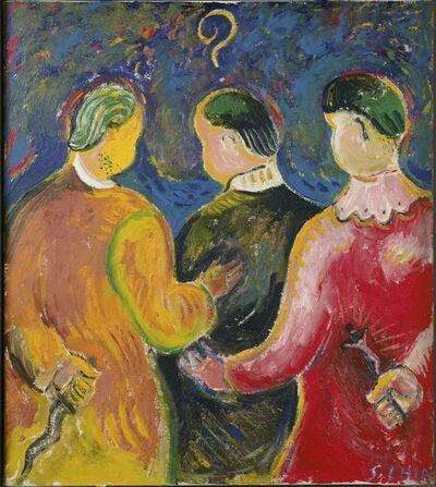 Sandro Chia, 'untitled', 1985