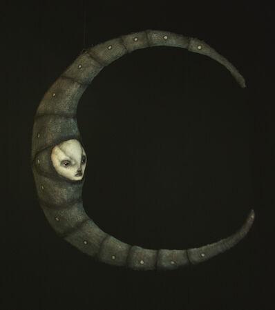Scott Radke, 'Crescent Moon'