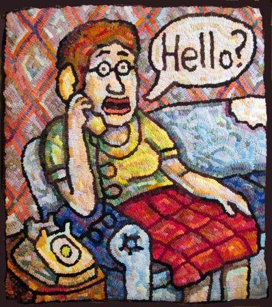 Roz Chast, 'Hello', 2015