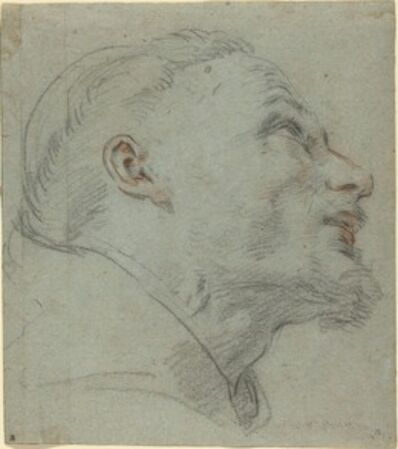 Guido Reni, 'Head of Saint Francis'
