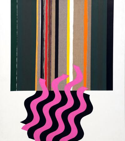Mohammed Melehi, 'Untitled 4', 2011-2012