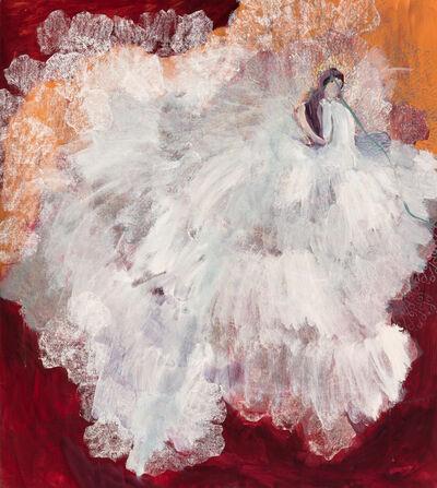 Portia Zvavahera, 'Murudo (Love)', 2017