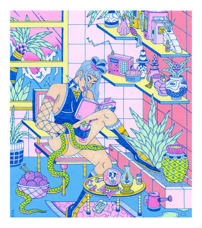 Kristen Liu-Wong, 'A Nice Evening In', 2018