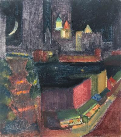 June Silverberg, 'As She Sleeps', 1998