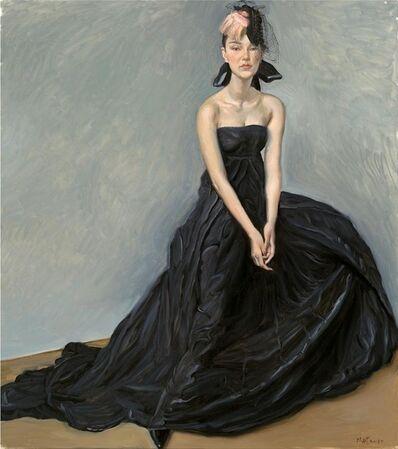 Chen Danqing, 'The Black Dress', 2015