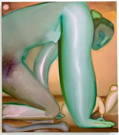 Elizabeth Glaessner, 'Crawling', 2020
