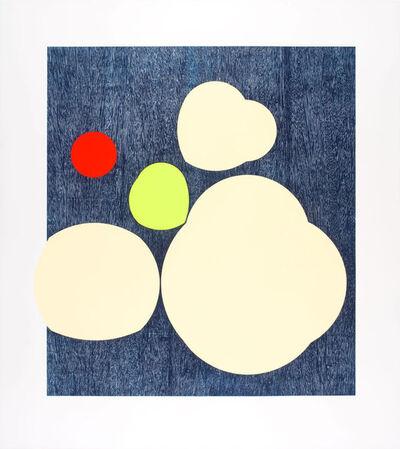 Sarah Crowner, 'Untitled (Spotlights) B', 2013