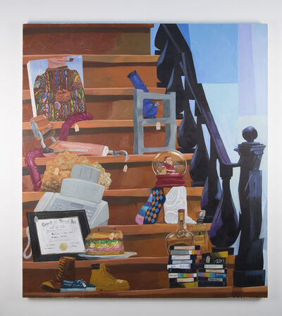 Paul Gagner, 'Stoop Sale', 2012