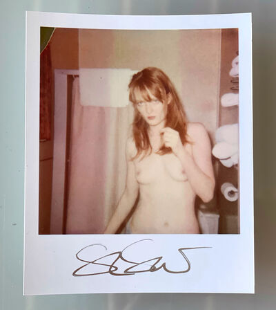 Stefanie Schneider, 'Stefanie Schneider Polaroid sized Minis - Hard Luck Princess (Till Death do us Part) - signed, loose', 2005