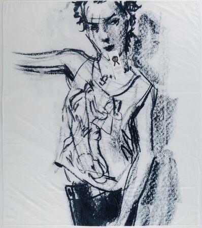Elizabeth Peyton, 'Works on Whatever, towel', 2008