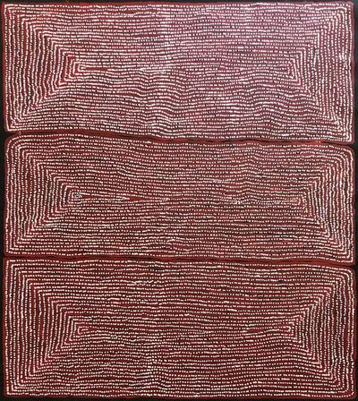 Thomas Tjapaltjarri, 'Tingari', 2019