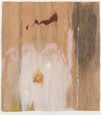 Helen Frankenthaler, 'Tales of Genji VI', 1998