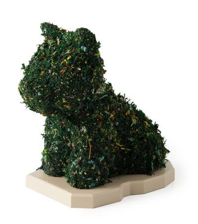 Jeff Koons, 'Puppy', 1992