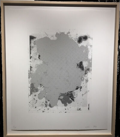 Christopher Wool, 'Portraits #3', 2014