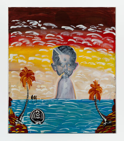José Luis Vargas, 'Tropical Ghost', 2018