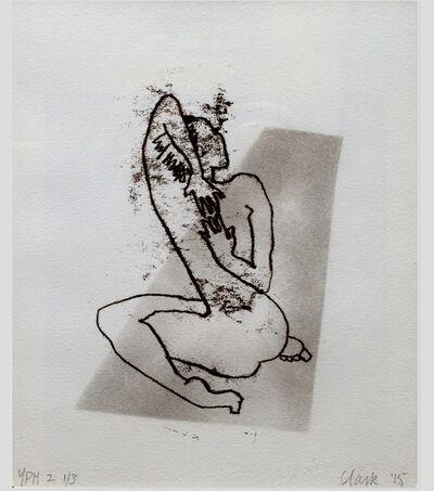Judy Clark, 'Yoga on the Mat YPM 2 1/3', 2015