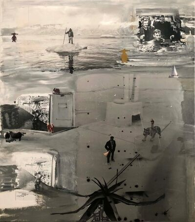 Juan Ugalde, 'Laberinto', 2017