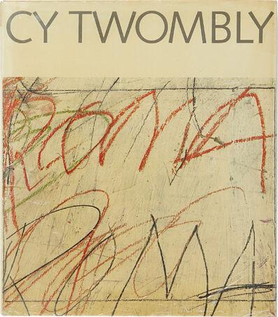 Cy Twombly, 'Zeichnugen 1953-1973', 1973