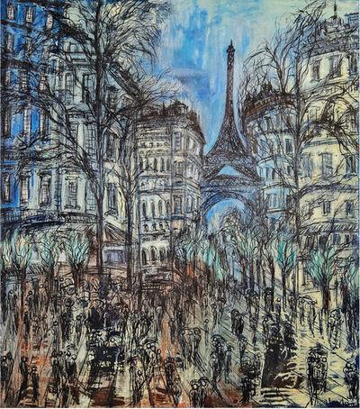 Layla Fanucci, 'Paris in Winter Opus II', 2013