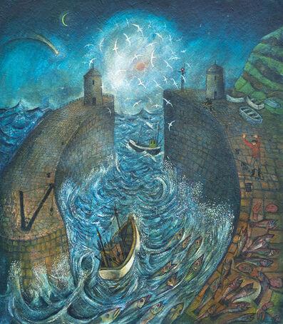 John Farrington, 'The Harbour IV', 1998