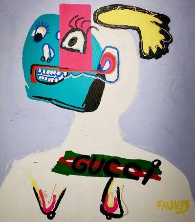 John Paul Fauves, 'Gucci NoProfile', 2017