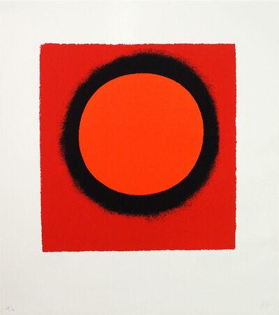 Rupprecht Geiger, 'WVG69', 1965