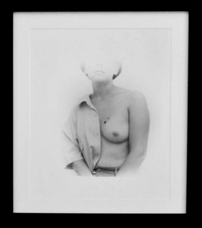 Marta Maria Perez Bravo, 'Amuleto', 1991