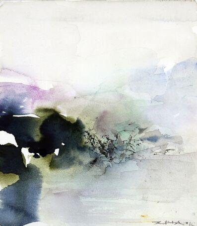 Zao Wou-Ki 趙無極, 'Untitled ', 1982