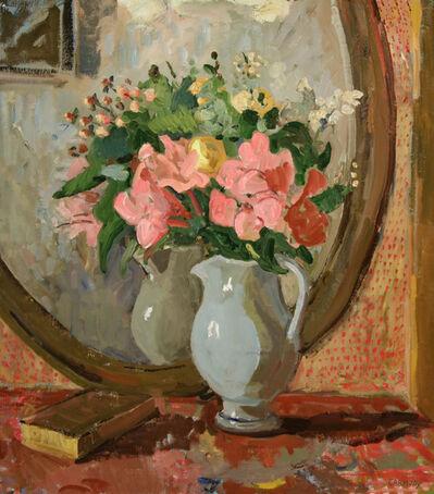 Kelly Carmody, 'Flowers with Mirror', 2020