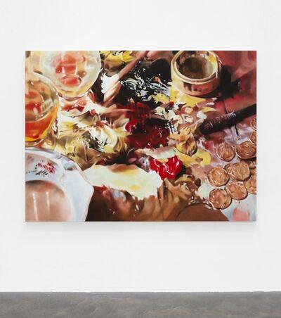 Judith Eisler, 'Palette 3'