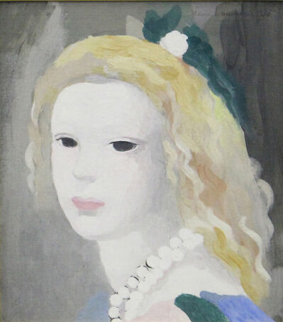 Marie Laurencin, 'Woman', 1935