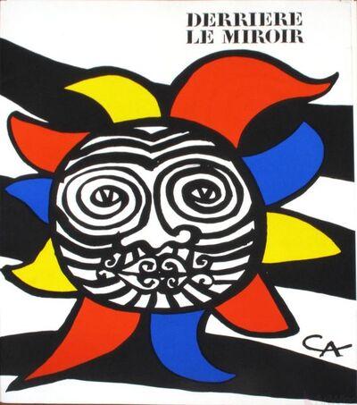 Alexander Calder, 'Calder Derriere Le Miroir 156', 1966