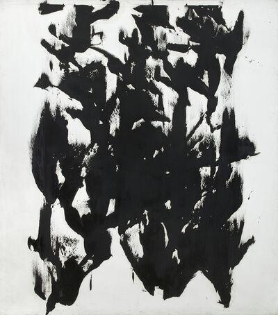 Judith Reigl, ' Ecriture en masse', 1960