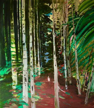 Deborah Brown, 'Red Path', 2017