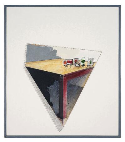 Ger van Elk, 'Study for Radical Sweet', 1988