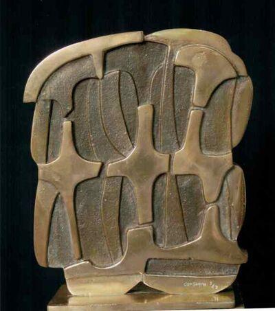 Pietro Consagra, 'Bifrontale', 1975-1984