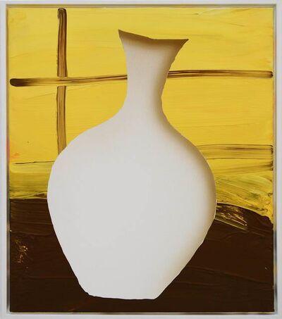Lieven Hendriks, 'Yellow Vase (Vases series)', 2012