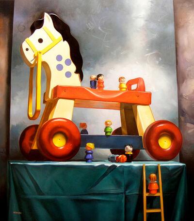 Margaret Morrison, 'Trojan Horse', 2010