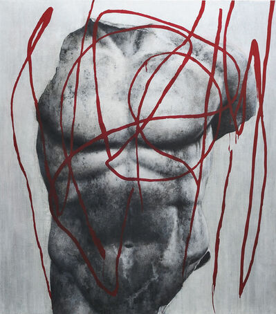 M. Irfan, 'Composition #3 - Torso', 2015