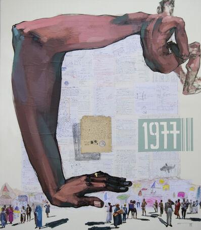Dawit Abebe, 'Long Hands 19', 2021