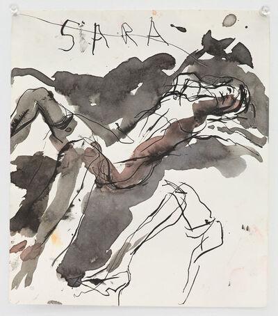 Brad Kahlhamer, 'Sara', 2010