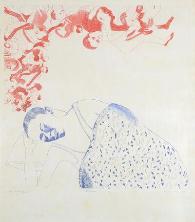 Bhupen Khakhar, 'Dream', 1990