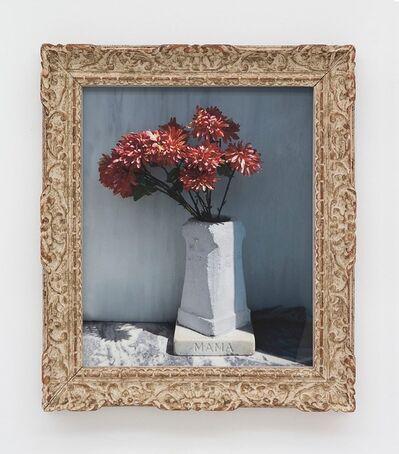 Sophie Calle, 'Mama (dans le vase) n°3', 2012